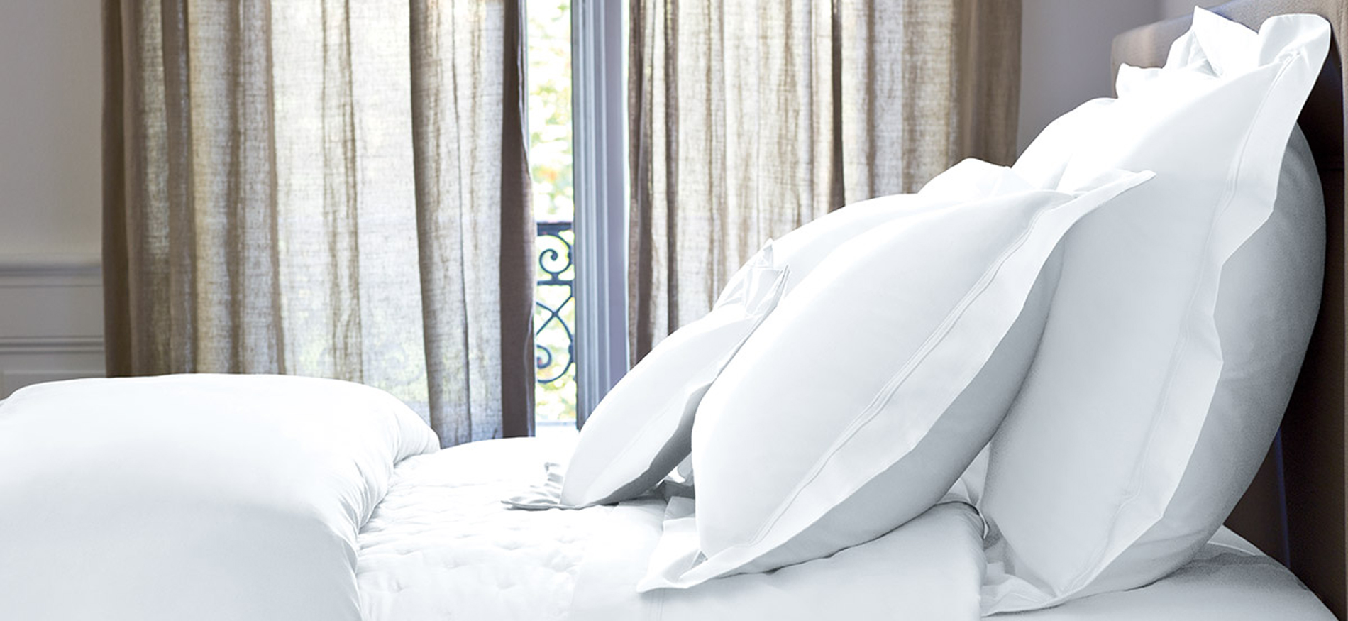 Yves Delorme Paris - Luxury bed linen since 1845