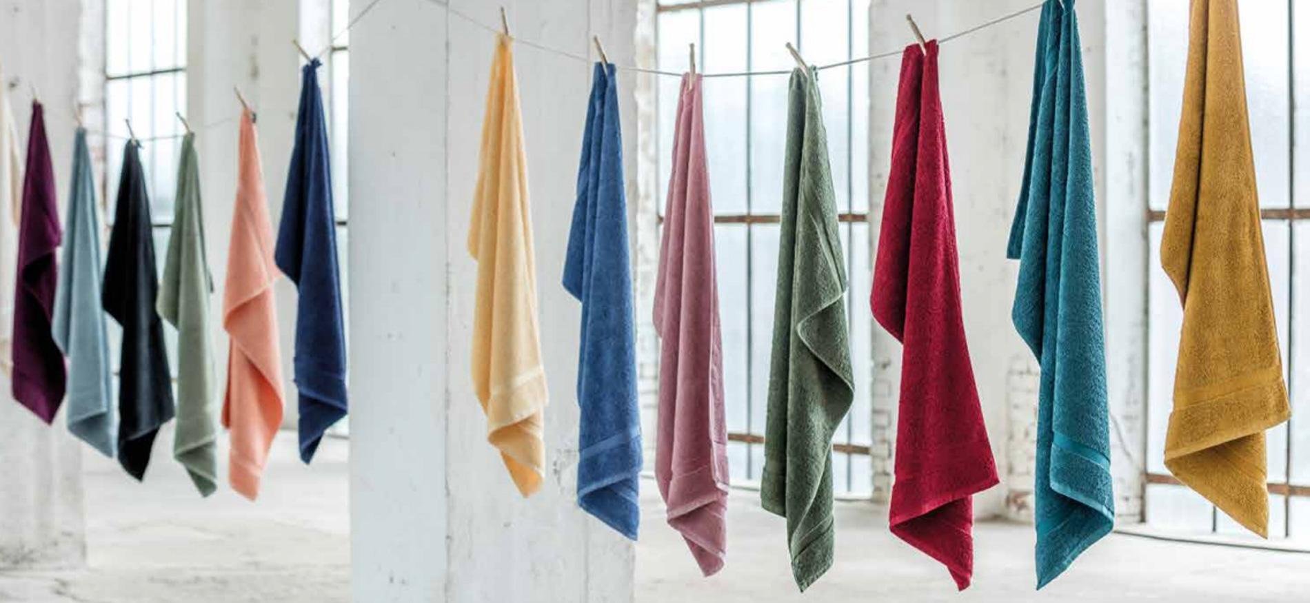 Rhomtuft Towels