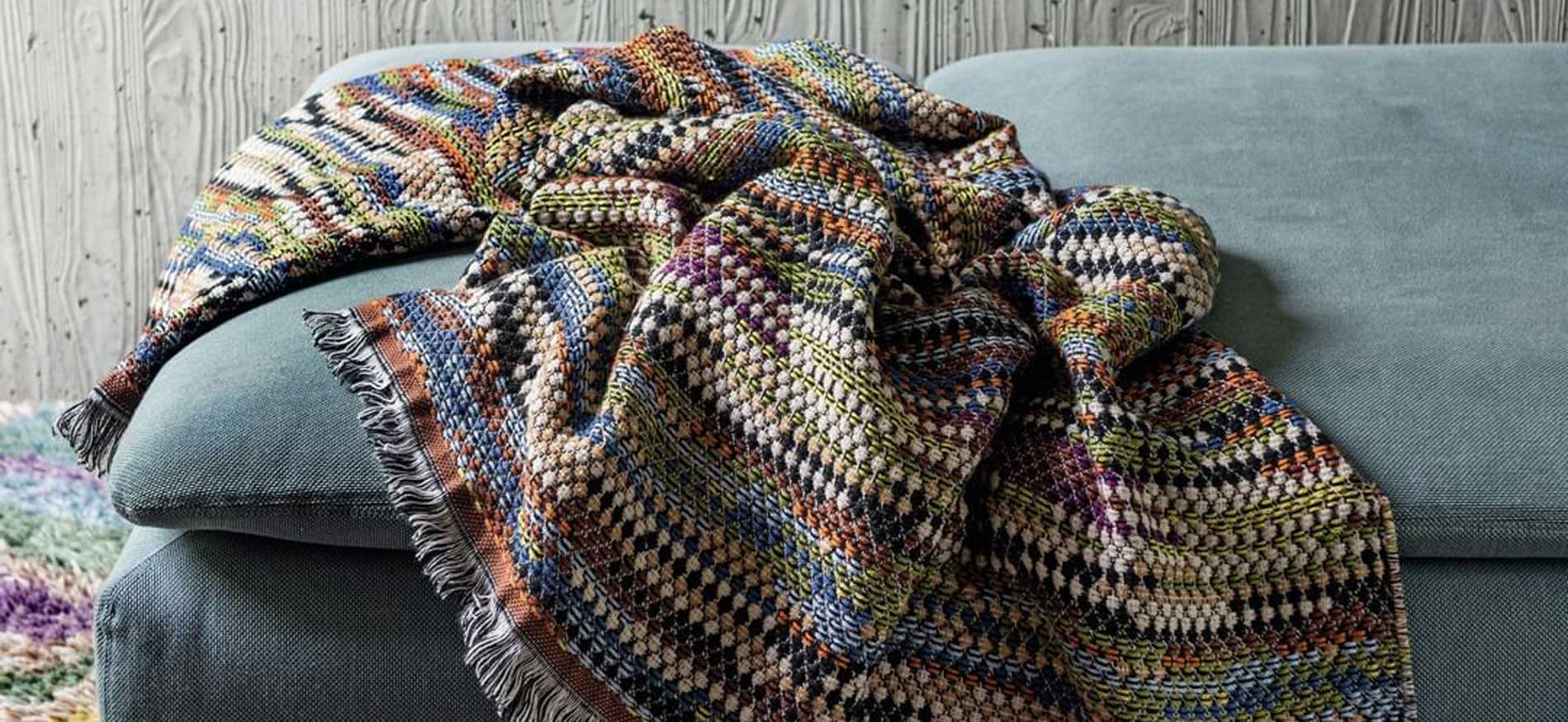 Missoni Home - Bedspreads & Plaids