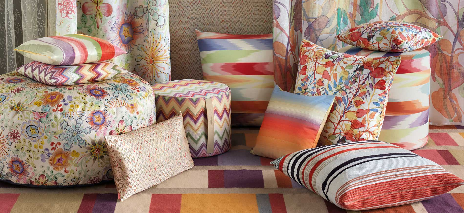 Missoni Home - Cushions