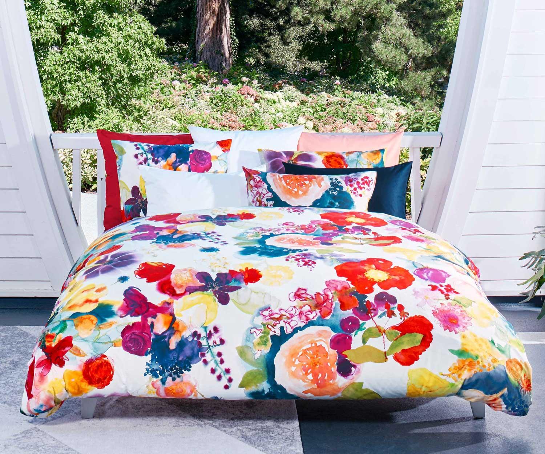 Bed Linen Flower B84